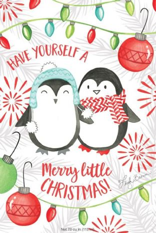 PENGUINS WILLOWBROOK SCENTED SACHET